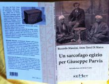 Tomba Parvis, Cimitero Monumentale di Torino